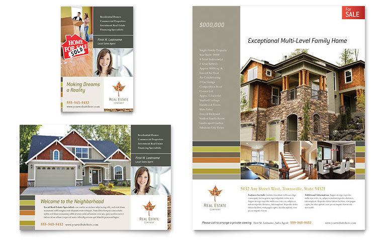 how to make a one page brochure